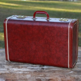 Vintage Wedding Rentals Antique Suitcase Rentals California Wedding