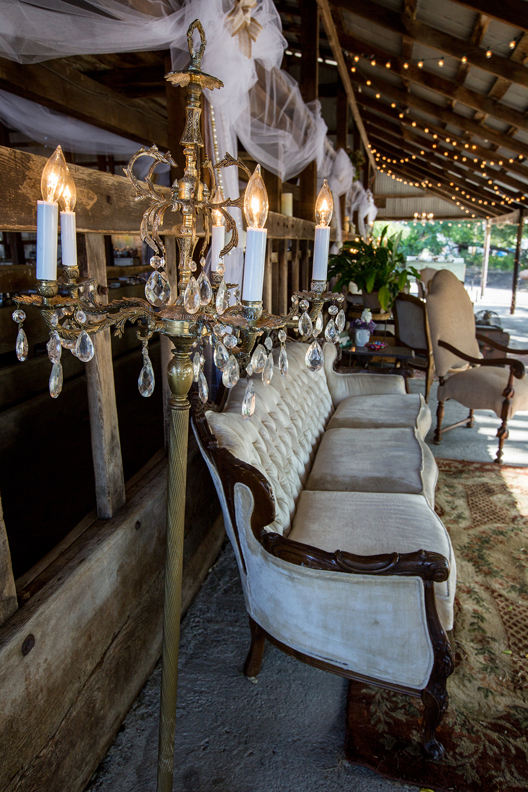 Rustic Romance Barn Prom For Vchs Forever Vintage Rentals