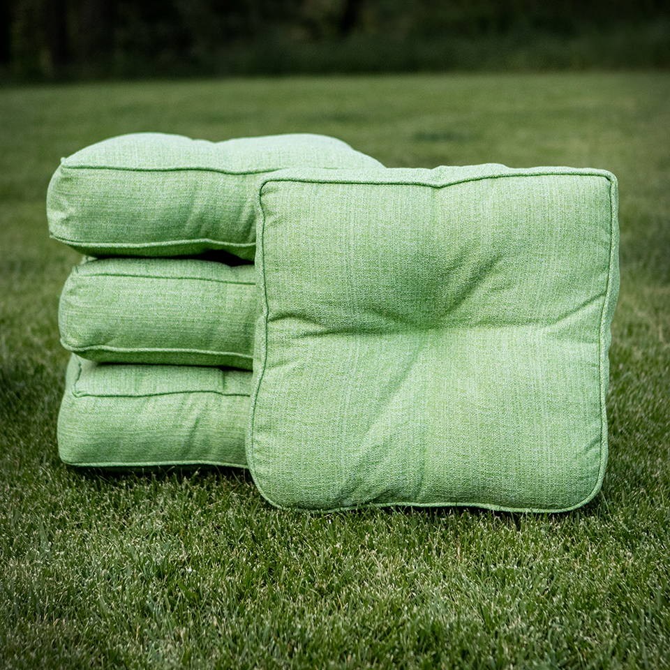Large Green Floor Pillows 28